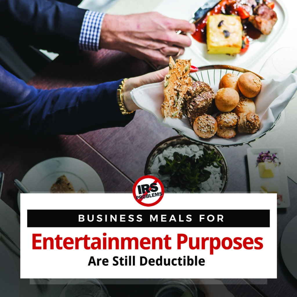 business-meals-for-entertainment-purposes-are-still-deductible-under-the-new-law
